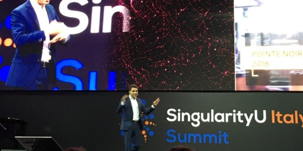 singularity university summit