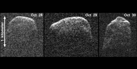 asteroide 2007 PA8
