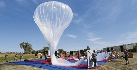 Project Loon caduto