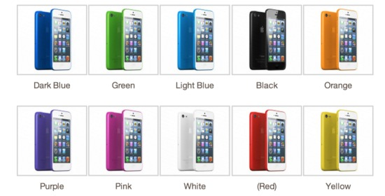 iphone low cost colori99