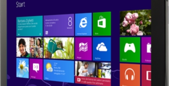 Windows 8 arrivato