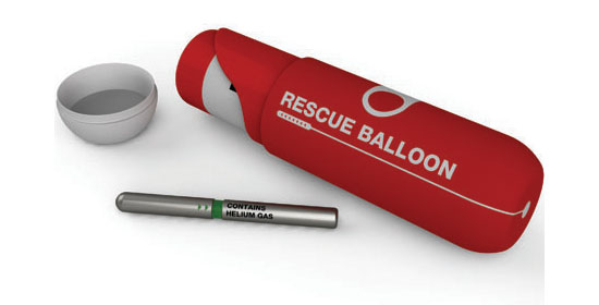 rescue-balloon